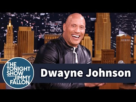 Thumbnail: Dwayne Johnson Is a Monster After Being Named Sexiest Man Alive