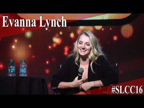 Harry Potter  Evanna Lynch  Full PanelQ&A  SLCC 2016