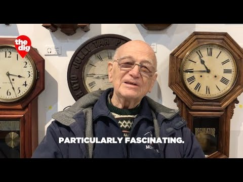 A Timeless Passion: 89-Year-Old Repairs Antique Clocks On Long Island