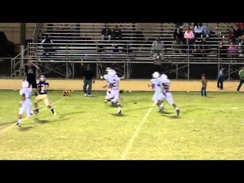Game 8 MV vs Rosemead Panthers 2010 20:57- 30yd pass by #6 Cordero to #81 Yerena