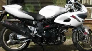 Suzuki TL1000S  Met Micron Dempers (Made By Crazy-Bikers)