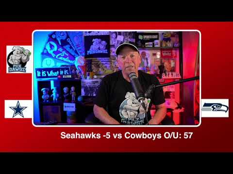 Seattle Seahawks vs Dallas Cowboys NFL Pick and Prediction 9/27/20 Week 3 NFL Betting Tips