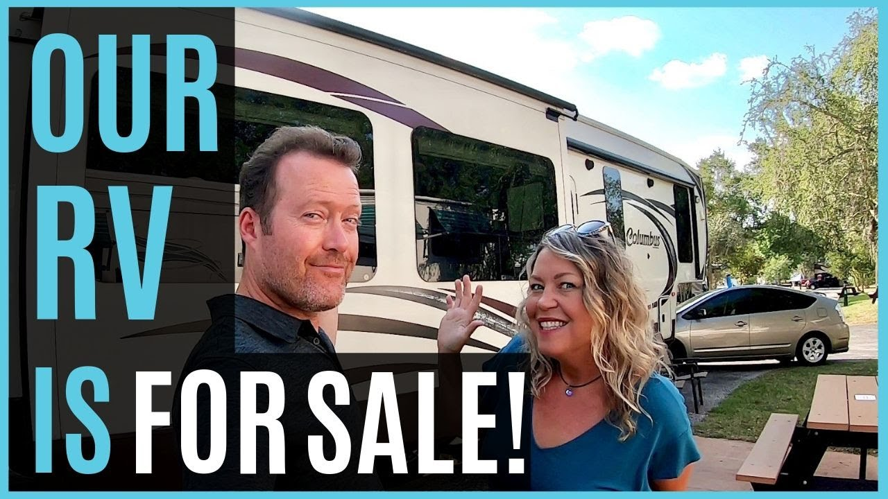 OUR RV IS FOR SALE! WHAT'S NEXT? 2013 COLUMBUS 365RL (RV LIVING)