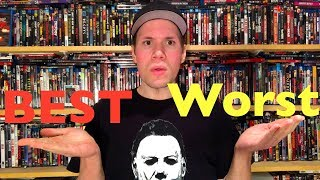 The Best and Worst Movies of 2018