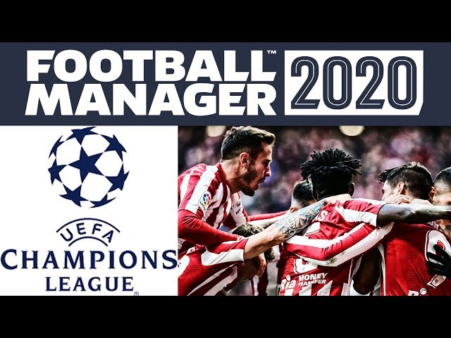 FOOTBALL MANAGER 2020 ► CARRIÈRE PSG #16 ROAD TO FINALE LDC ?
