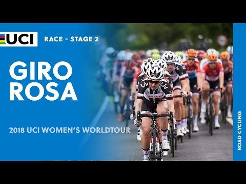 2018 UCI Women's WorldTour – Giro Rosa stage 2 – Highlights