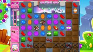 Candy Crush Level 1410  No Boosters  3 Stars