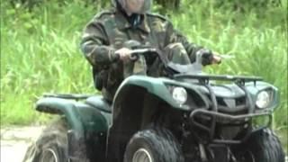 kvadrotur - Тур выходного дня на базе Лепельского Военного Санатория
