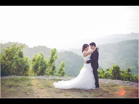 James Bacon and Margreth Enriquez Wedding video coverage