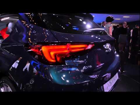 Opel Astra K // Франкфурт 2015 // АвтоВести Online