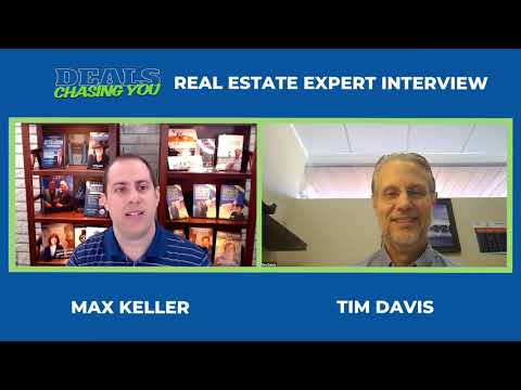 Expert Interview - Checking In With Tim Davis
