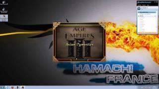 [Tuto] Age of Empires III en LAN via Hamachi !