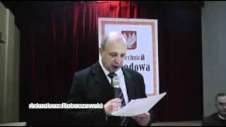 """Letarg Strażników"" cz.2 - Arkadiusz Robaczewski"