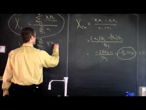 Center of Mass | Doc Physics