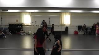 ミレイ&カノン(チェケチェケ双子) from プリズム☆メイツ Dance Practice