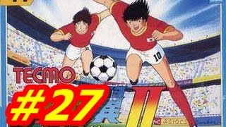 Captain Tsubasa 2 NES #27 Japan Vs. S.Arabia (2) (English) HD