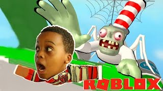 DR ZOMBIE'S SLIME SLIDE!! - Juego ROBLOX