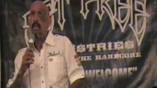 Pastor Phil Aguilar - Set Free OC Christmas Service - 12/20/09