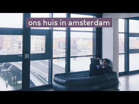 hoofdstuk amsterdam (+ tour van ons huis!)