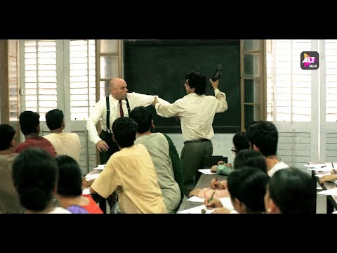 'Bose: Dead/Alive' ALT Balaji Series - The Chappal Scene - Part 1, w/Rajkummar Rao & Zachary Coffin