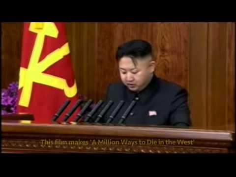"""Kim Jong Un Reviews """"The Interview"""""""