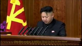 "Kim Jong Un Reviews ""The Interview"""