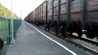 Поезд товарный едет(, 2011-08-12T05:08:55.000Z)
