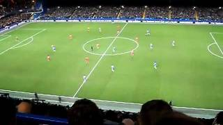 Chelsea vs Liverpool Carling Cup 29/11/2011