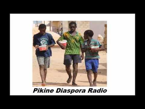 PIKINE DIASPORA RADIO du dimanche 12 juillet 2015 Le Grand Debat sur le probleme de l exploitation d