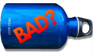 Are Reusable Water Bottles Actually Bad for Us?