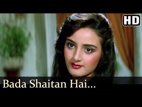 Bada Shaitan Hai Dil - Sanjay Dutt - Farah - Imaandar - Bollywood Song