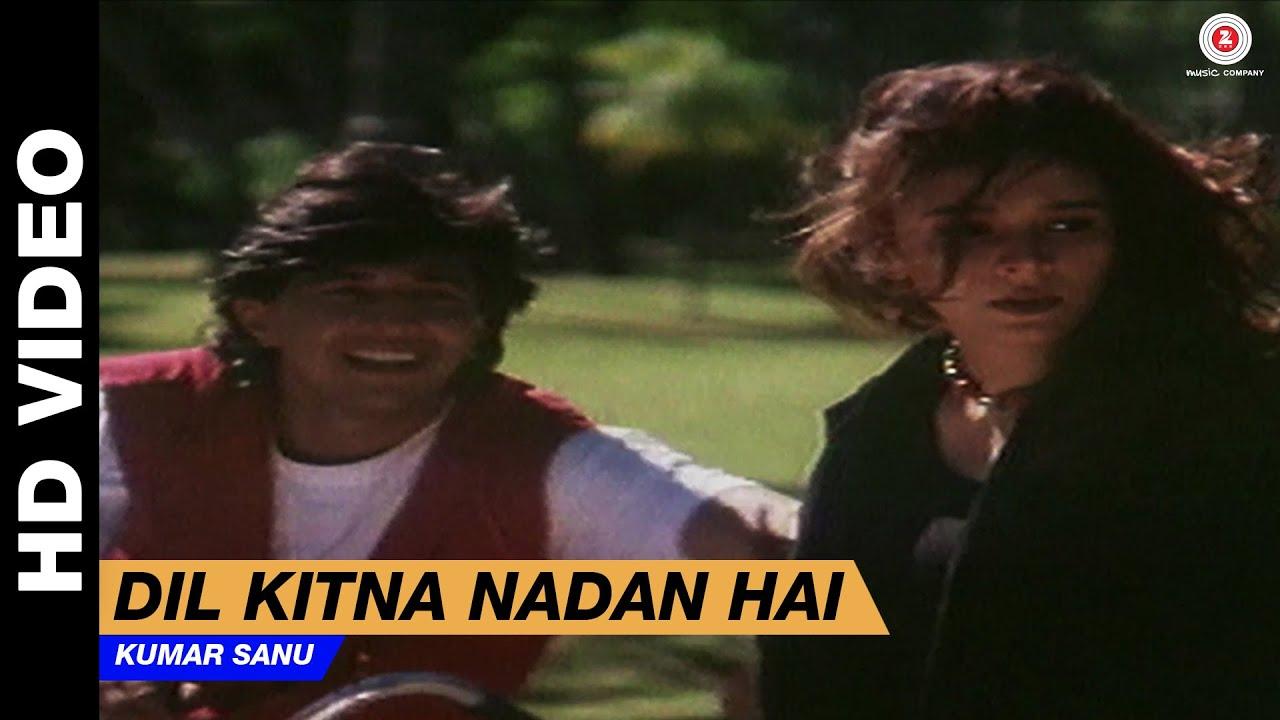 Download Dil Kitna Nadan Hai (Title Track) | Kumar Sanu | Raja & Raageshwari