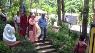 Sw Vinod Bharati (Vinod Khanna) in Osho Tapoban