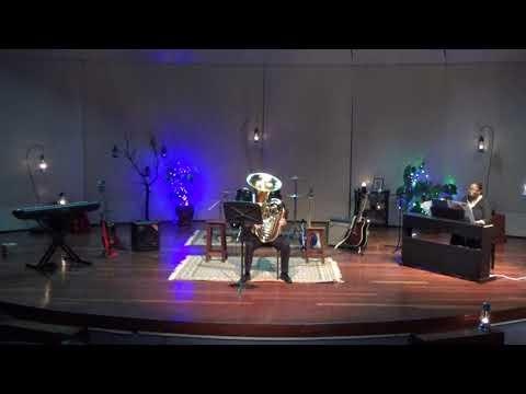 Mozart Horn Concerto No. 1- Tuba, ISK IB Music Recital
