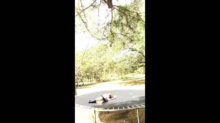 Learning how to side flip (epic fails)