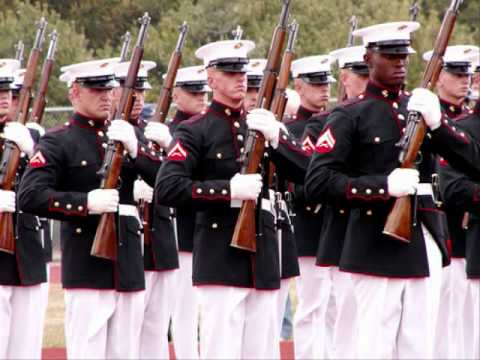 U.S Marine Motivation