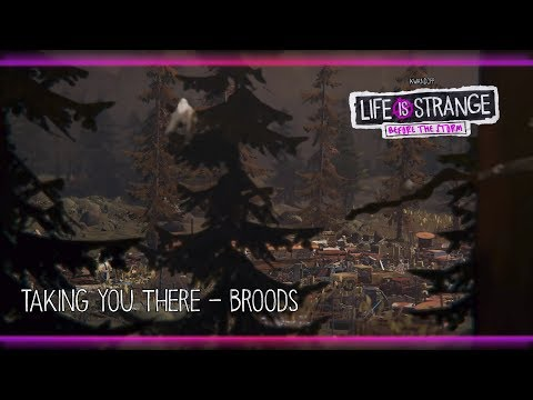 Taking You There - Broods [Life is Strange: Before the Storm] w/ Visualizer thumbnail