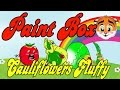 Paint Box, Cauliflower's fluffy, Fruit and vegetable children's rhymes