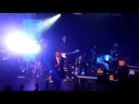 Hurts-Sunday-Live-Dot to Dot Festival-Rock City-Nottingham