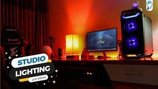 Lighting My Studio with Xiaomi Yeelight - Smart LED Strip