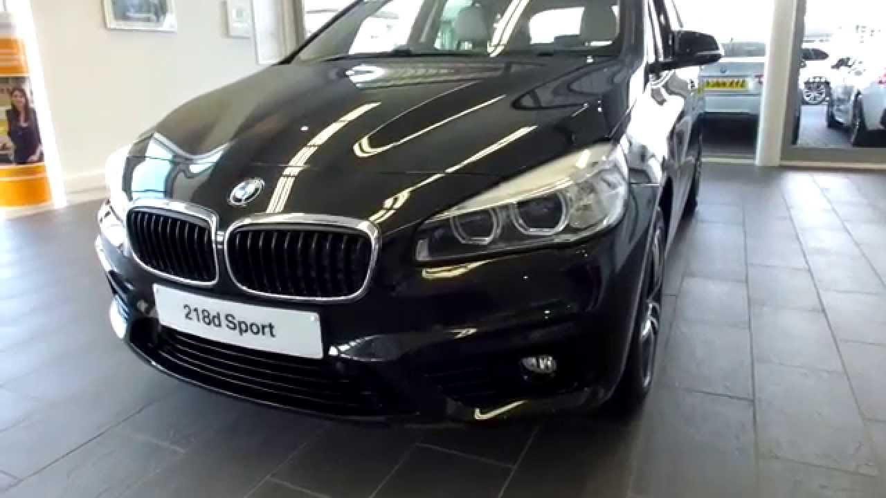 Attirant Bowker Motability Offer   7 Seat BMW 2 Series Gran Tourer