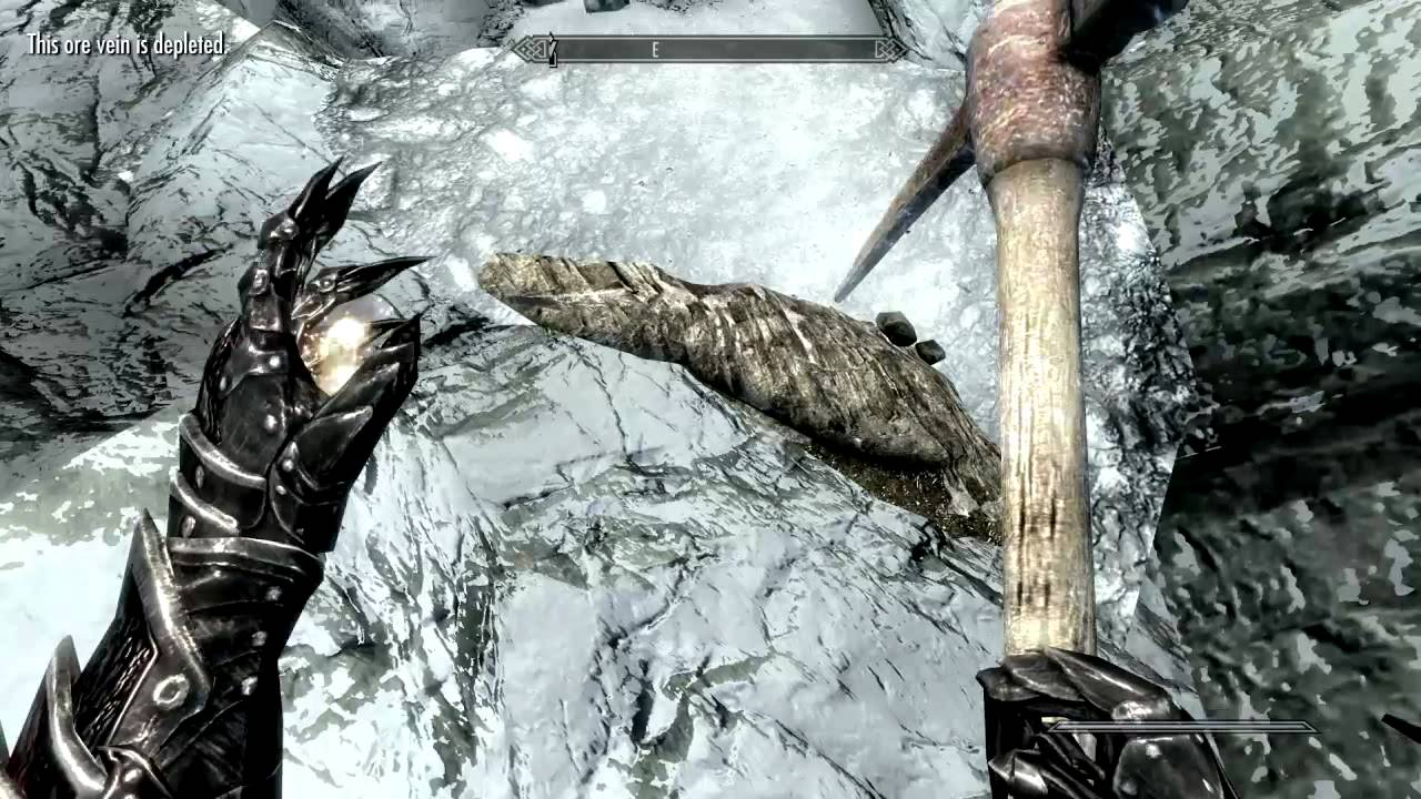 The Elder Scrolls V Skyrim Highest Mountain Throat Of The World