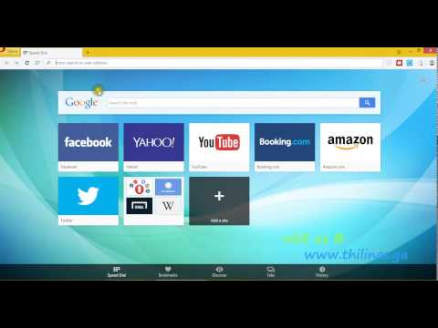 How to disable video autoplay in opera web browser for any website