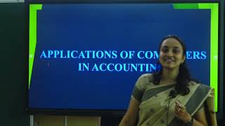 I PUC | ACCOUNTANCY | APPLICATION OF COMPUTERS IN ACCOUNTING - 3