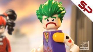 Как должен был закончиться Лего Фильм: Бэтмен