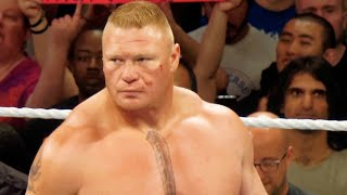 """Brock Lesnar Goes Nutty"" by Mike Roe"