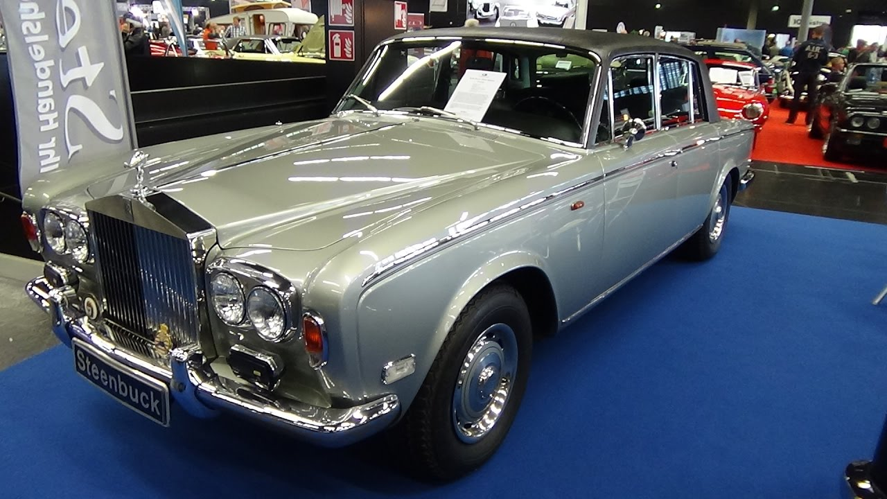 1974 Rolls Royce Silver Shadow Exterior And Interior Classic