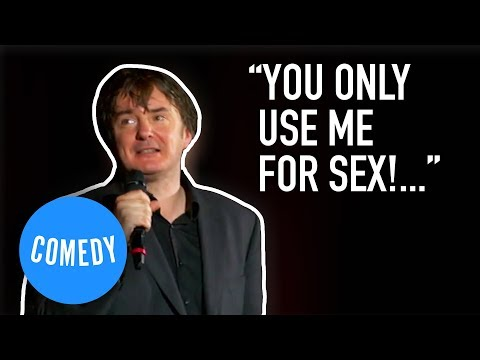 "Dylan Moran "" All Women Are Hot, Scientifically"" 