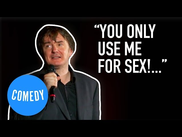 """Dylan Moran """" All Women Are Hot, Scientifically""""   Universal Comedy"""