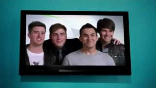 Kids Choice Awards 2012 - Headquarters - Promo #4 With Big Time Rush And Shaun White